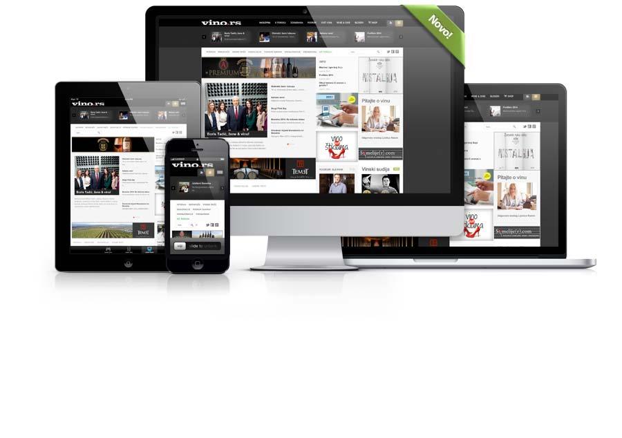 Jedan sajt za sve uređaje. Ovih dana je to ultimatum - ako pravite novi sajt on mora biti responsive!